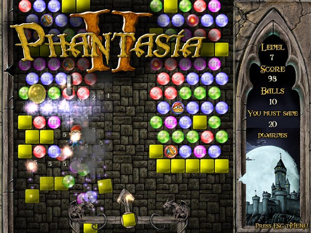 Phantasia 2 Screen shot