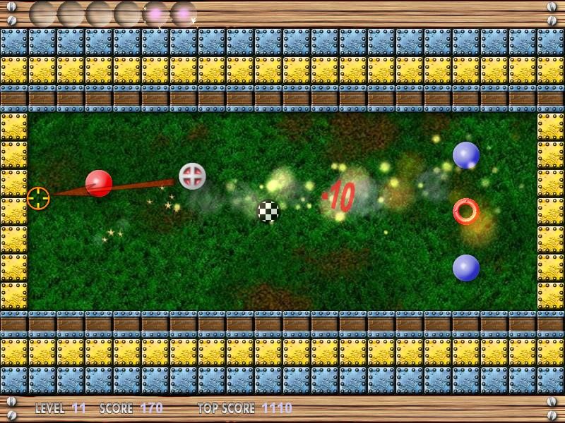 Trick Ball Screenshot
